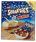 Smarties - Muffins Kuchen Marmorkuchen - 4St/120g