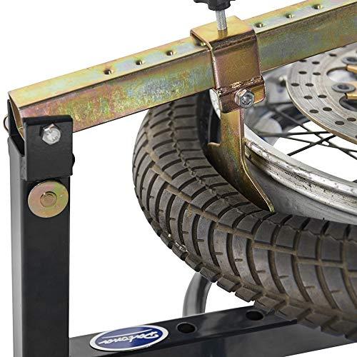 Datona Universelles Reifenmontagegerät für Motorradreifen 5