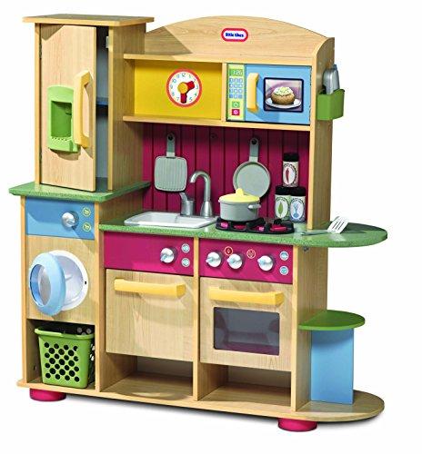 little tikes 9061897 - Cucina Legno Premium