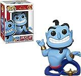 Funko- Pop Vinyl: Disney: Aladdin: Genie with Lamp Idea Regalo, Statue, COLLEZIONABILI, Comics, Manga, Serie TV, Multicolore, 35757
