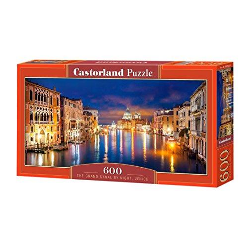 Castorland b-060245Canal Grande di Notte, Venezia, Puzzle