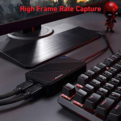 AVerMedia Live Gamer Ultra, Boîtier d'Acquisition Vidéo et de Streaming USB3.1, Pass-Through 4Kp60 HDR, Très Faible Latence, Enregistre jusq... 27