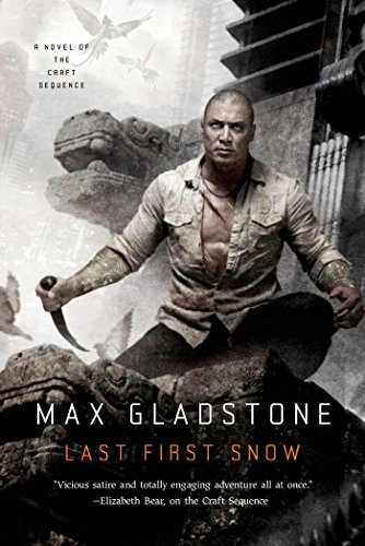 Última primera nieve – Max Gladstone