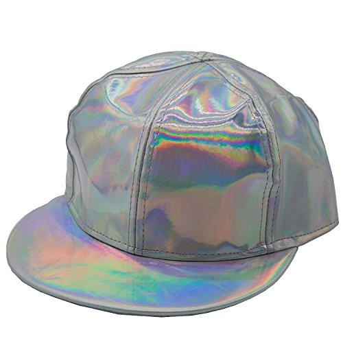 ValuePack Marty McFly Cappello da Baseball Rainbow Cloth cap Back to The Future Cosplay Accessorio...