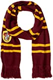 CINEREPLICAS - Harry Potter - Sciarpa - Ultra Morbida - Licenza Ufficiale - Casa Grifondoro - 190 cm - Rosso Brillante & Giallo