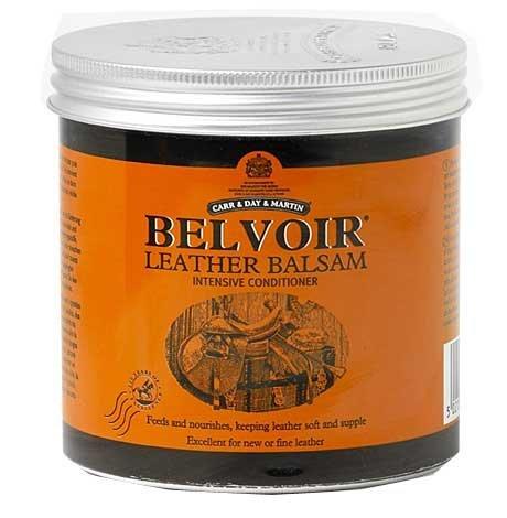 William Hunter Equestrian Belvoir - Balsamo di Pelle per sellino, 500 ml, con Cera d'api e lanolina