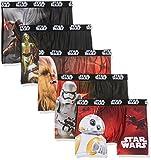 Star Wars, Boxer Uomo (Pacco da 6), Multicolore (MULTICOLOR A5), Medium