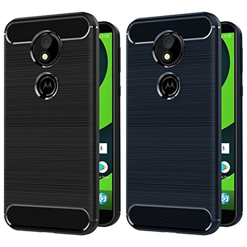 4a9c300a280 Comprar iVoler [2 Unidades] Funda para Motorola Moto G6 Play ...