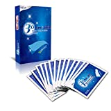 Pure T Smile 3D Dry Professional Teeth Whitening with Peroxide Free Strips, 28 strips