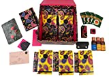 Pinq Buffet Box - 12 Cotton Feel Sanitary Pads And Other Women Monthly Essentials