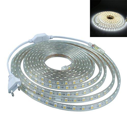 LEDMOMO 1 M impermeabile RGB 5050 impermeabile striscia di LED luci led per la decorazione di festa...