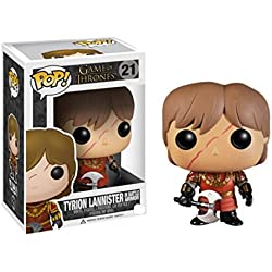 Funko Pop! - Vinyl: Game of Thrones: Tyrion in Battle Armour (3779)