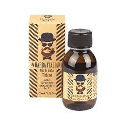 Olio Barba Tiziano 100 ml - 100% Italiano