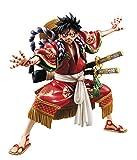 Megahouse Pirates du Portrait du Singe D Luffy Kabuki Version EX Modèle PVC Figure (1pièce)