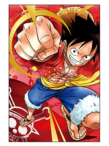 CoolChange Puzzle di One Piece, 1000 Pezzi, Motivo: Monkey D. Ruffy