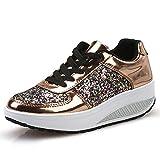 Zapatillas Running de Estudiante Sneakers Fitness,BBestseller Zapatos para Correr En Montaña Asfalto Aire Libre Deportes Casual de Calzado Deportivo
