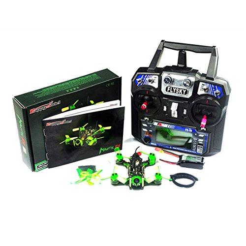GEHOO GH Happymodel Mantis85 85mm FPV Racing Drone RTF con Supers_F4 6A BLHELI_S 48CH 600TVL FS-I6...