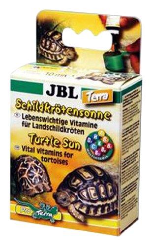 JBL tartaruga sole Terra, confezione da (2X 10ML)