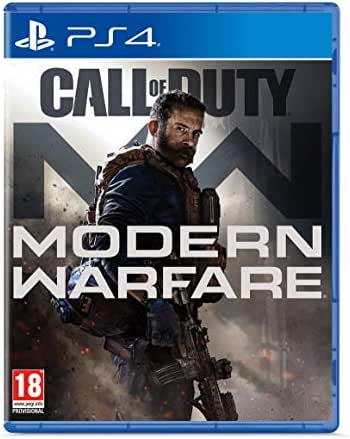 Call of Duty: Modern Warfare - AT-PEGI - [PlayStation 4]