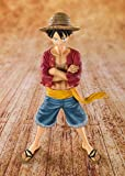 Bandai Tamashii Nations One Piece - Statuette FiguartsZERO Straw Hat Luffy 14 cm