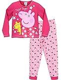Peppa Pig - Ensemble de Pyjama - Fille - Night Night - Multicolore - 3 - 4 Ans
