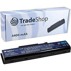 Trade-Shop Batería 4400 mAh para Packard Bell EasyNote TJ68 TJ71 TJ72 TJ73 TJ74 TJ75 TJ76 TJ77 TJ78 TJ-61 MS-2274 TJ-62 TJ-63 TJ-64 TJ-65 TJ-66 TJ-67 TJ-68 TJ-71 TJ-72 TJ-73 TJ-74 TJ-75 TJ-76 TJ-77