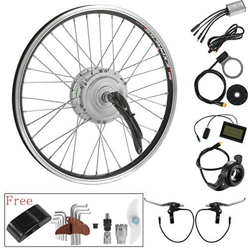 36V250W20Roue-Avant-Libre-avec-Hub-Moteur-Electrique-Bicycle-E-Bike-Hub-Motor-Conversion-Kit