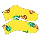 Walt Discover Shop Personalised Cotton For Short Socks Have With Pineapple Men