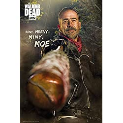 Póster The Walking Dead - Negan (61cm x 91,5cm) + 1 póster sorpresa de regalo