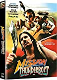 Mission Thunderbolt - Mediabook - Cover C - Limited Edition  (+ DVD) [Blu-ray]