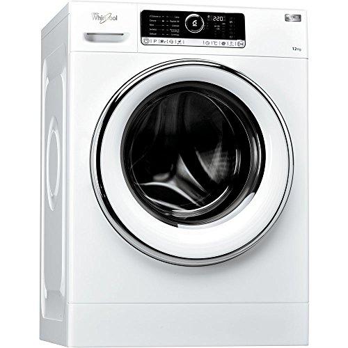 Whirlpool FSCR12421 Libera installazione Carica frontale 12kg 1400Giri/min A+++ Bianco lavatrice