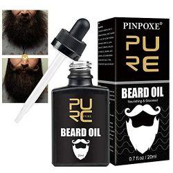 Olio Per Barba Naturale Puro della Pure