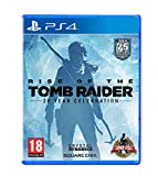 Rise of The Tomb Raider - 20 Year Celebration [PlayStation VR ready] - Collector's - PlayStation 4