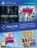 Pack Playlink : Qui Es-tu ? + Knowledge Is Power + Singstar Celebration + Hidden Agenda