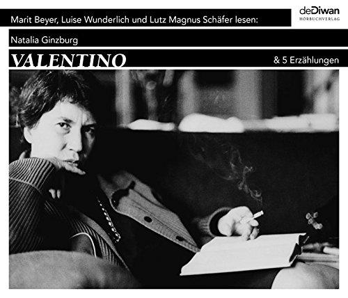 Valentino & 5 Erzählungen: Marit Beyer, Luise Wunderlich und Lutz Magnus Schäfer lesen