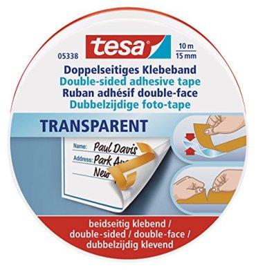 tesa-doppelseitiges-Klebeband-perfekt-fr-Fotos-und-Papier-10m-x-15mm-in-hochwertiger-Metalldose