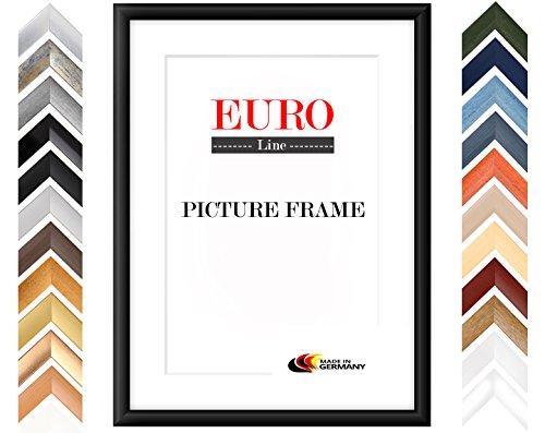 EUROLine35 cornice per puzzle, 37,5 cm x 98 cm, colore: Black Matt, cornice in legno MDF realizzata...