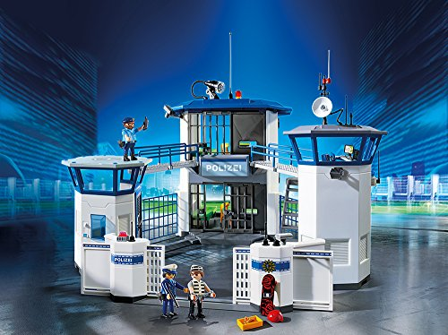 PLAYMOBIL 6872 – Polizei-Kommandozentrale mit Gefängnis - 2