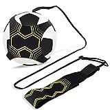 Fútbol Trainer, Aodoor Banda elástica para entrenamiento de fútbol ajustable Cintura Cinturón para niño