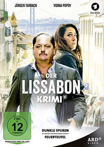 Der Lissabon-Krimi: Dunkle Spuren / Feuerteufel