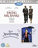 Saving Mr. Banks/Mary Poppins (2 Blu-Ray) [Edizione: Paesi Bassi] [Edizione: Regno Unito]