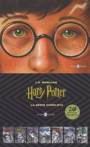 Harry Potter. La serie completa: Harry Potter e la pietra filosofale-Harry Potter e la camera dei...