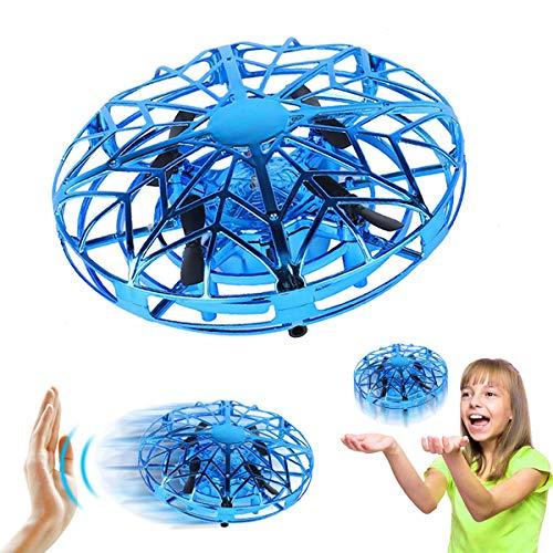 Joy-Jam Giocattoli per Bambini 3-10 Anni Palla Volante Drone per Bambini per Bambini Elicottero...