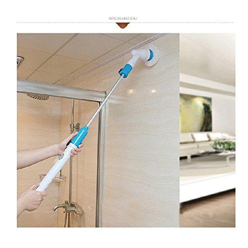 Foyer Electrique Long : Foyer électrique nettoyage carrelage brosse de