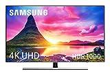 "Samsung 49NU8005 - Smart TV de 49"" 4K UHD HDR10+ (Pantalla Slim, Quad-Core, 4 HDMI, 2 USB), Color Plata (Eclipse Silver)"