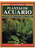PLANTAS DE ACUARIO (GUIAS DEL NATURALISTA-PECES-MOLUSCOS-BIOLOGIA MARINA)