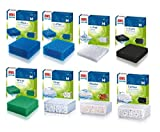 Juwel Filtermedien Set (8er) -M- Bioflow 3.0/Compact
