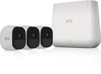Pack de 3 caméras Arlo Pro