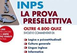 ^ 967 consulenti protezione sociale INPS. La prova preselettiva. Oltre 4800 quiz svolti e commentati. Con software di simulazione PDF gratis italiano