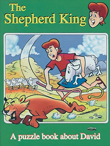 The Shepherd King: A Puzzle Book About David